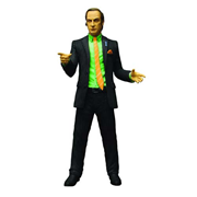 Breaking Bad Saul Goodman Green Shirt Version Action Figure - Previews Exclusive