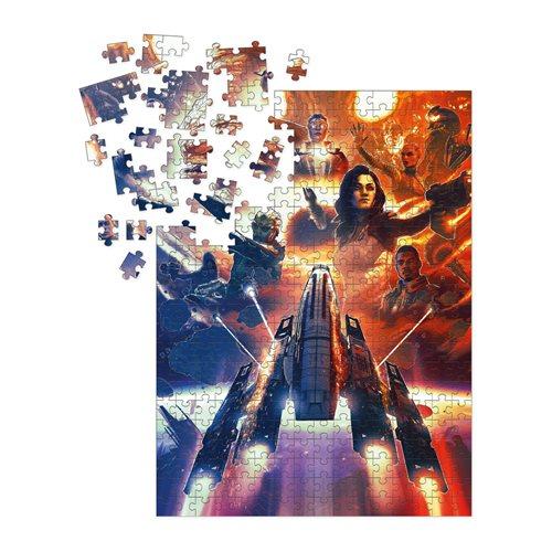 Mass Effect Outcasts 1000-Piece Puzzle