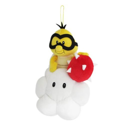 Super Mario Bros. Lakitu 9-Inch Plush