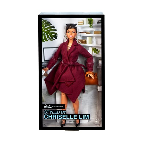 Barbie  Styled by Chriselle Lim Doll 2