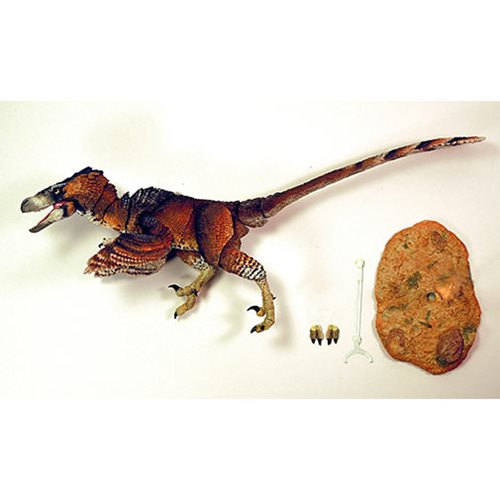 Beasts of Mesozoic Raptor Series Forest Microraptor Set