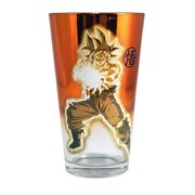 Dragon Ball Super Luster Pint Glass 2-Pack Set