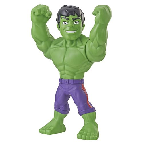 Marvel Mega Mighties Hulk Action Figure