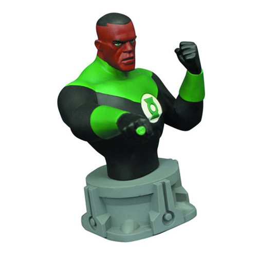 Justice League: The Animated Series Green Lantern Bust
