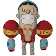 One Piece Franky 9-Inch Plush