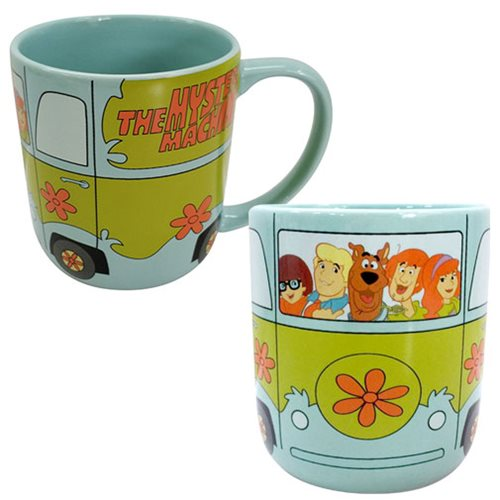 Scooby-Doo Mystery Machine Mug
