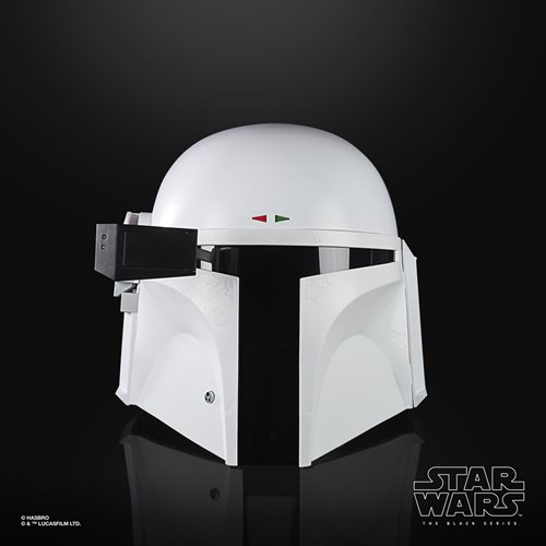Star Wars The Black Series Boba Fett (Prototype Armor) Premium Electronic Helmet Replica