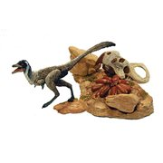 Beasts of Mesozoic Raptor Series Desert Mononykus Set