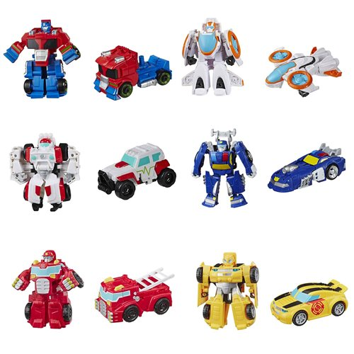 Transformers Rescue Bots Academy Rescan Wave 3