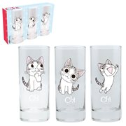 Chi's Sweet Home Chi 3-Pack Glass Set