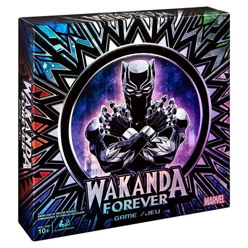 Marvel Black Panther Wakanda Forever Game