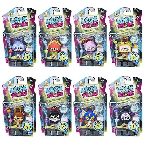 Lock Stars Basic Assortment Mini-Figures Wave 5 Case