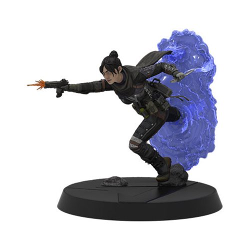 Apex Legends Wraith Figures of Fandom Statue