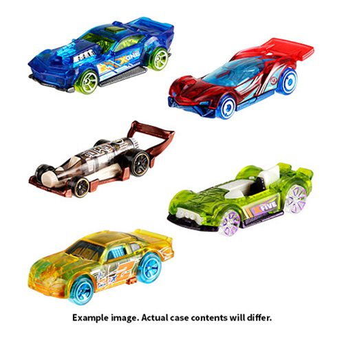Hot Wheels Action Playset Case
