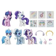 My Little Pony Unicorn Sparkle Collection Set Mini-Figures