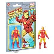 Marvel Legends Retro 375 Collection Iron Man 3 3/4-Inch Action Figure