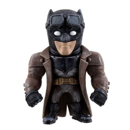 Batman v Superman: Dawn of Justice Knightmare Batman 4-Inch Die-Cast Metal Action Figure