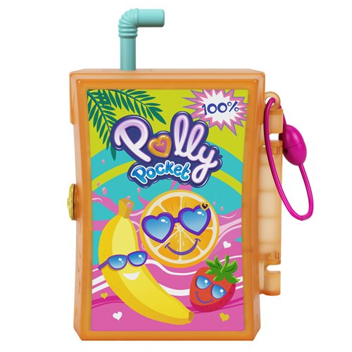 Polly Pocket Jungle Safari Compact