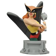 Justice League: The Animated Series Hawkgirl Resin Bust