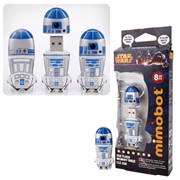Star Wars R2-D2 Mimobot USB Flash Drive