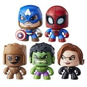 Marvel Mighty Muggs Action Figures Wave 1 Case