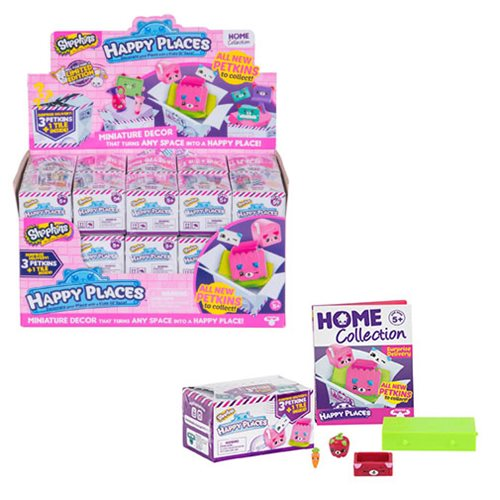 Shopkins Happy Places Series 2 Delivery Pack Random 6