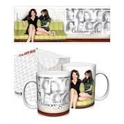 Gilmore Girls Green Couch 11 oz. Mug
