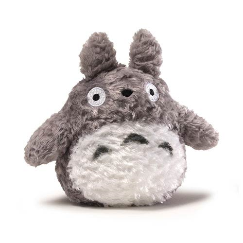 My Neighbor Totoro Fluffy Big Gray Totoro 6-Inch Plush