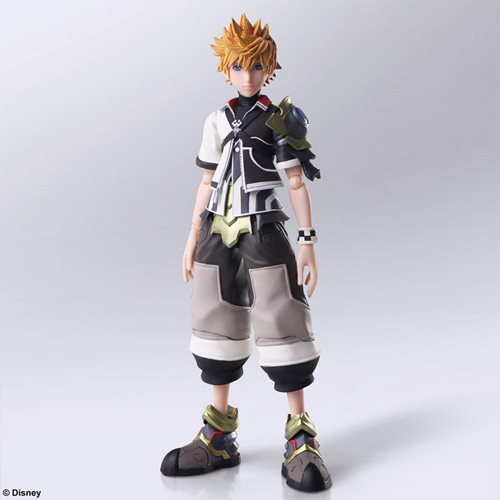 Kingdom Hearts Ventus Bring Arts Action Figure