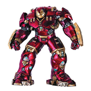 Avengers: Age of Ultron Hulkbuster Iron Man Action Hero Vignette 1:9 Scale Pre-Assembled Model Kit, Not Mint