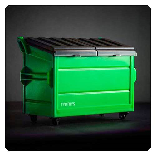 Desktop Dumpster Green Version