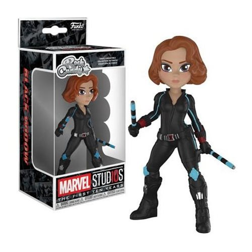 Marvel Studios 10 Black Widow Rock Candy Vinyl Figure