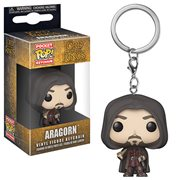 Lord of the Rings Aragorn Pocket Pop! Key Chain