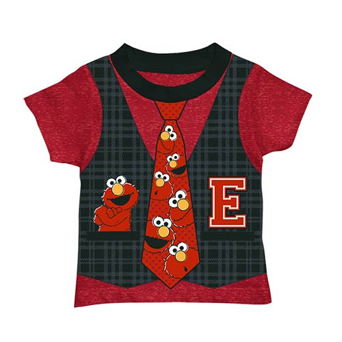 Sesame Street Elmo Toddler Costume T-Shirt