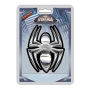 Spiderman Icon Chrome Injection-Molded Emblem