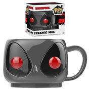 Deadpool Gray X-Force Suit Pop! Home 12 oz. Mug