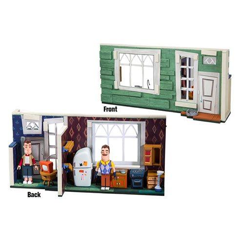 McFarlane Toys Hello Neighbor The Neighbor/'s House Large Construction 267 Set