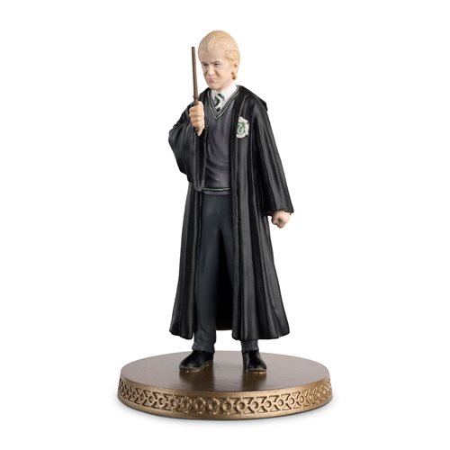 Harry Potter Wizarding World Collection Draco - Year 2 Figure with Collector Magazine