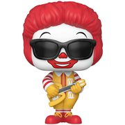 McDonald's Rock Out Ronald Pop! Vinyl Figure