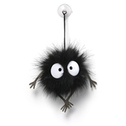 Spirited Away Soot Sprite Suction Cup Plush