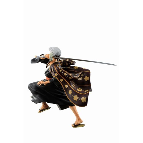 One Piece Trafalgar Law Full Force Ichiban Statue