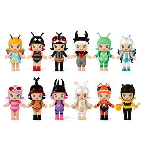 Molly Bugs Series Mini-Figure Blind Box