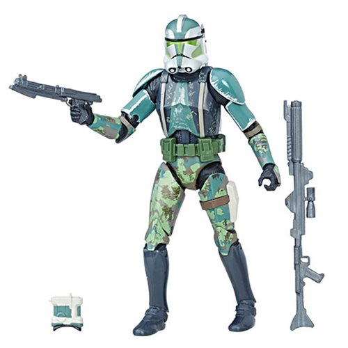 Star Wars Black Series Commander Gree 6-inch Action Figure