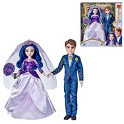Disney Descendants Royal Wedding Mal and Ben Dolls