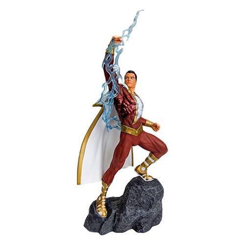 Картинки по запросу DC Comics PVC Gallery Statues - Shazam