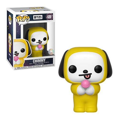 Line Friends BT21 Chimmy Pop! Vinyl Figure