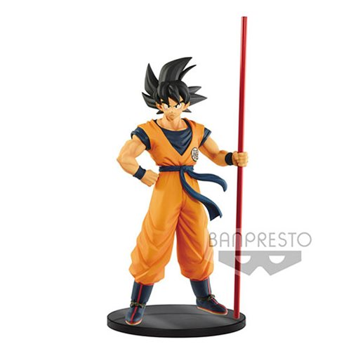 Dragon Ball Super Movie Son Goku Statue