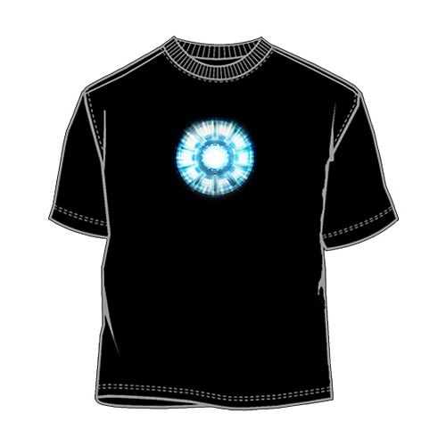 Iron Man 2 Heart Core T-Shirt