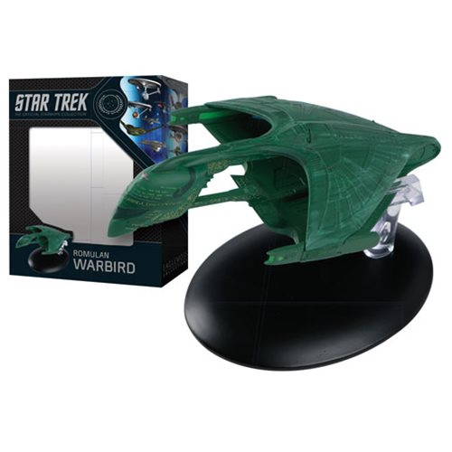 Star Trek Starships Best Of Figure #4 Romulan Warbird Vehicle