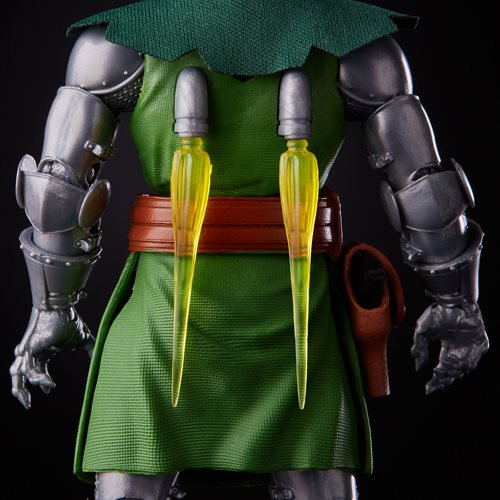 Fantastic Four Marvel Legends Series 6-Inch Doctor Doom Action Figure - Exclusive
